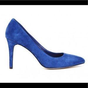 Sole Society // Cobalt Blue Heels / Pumps